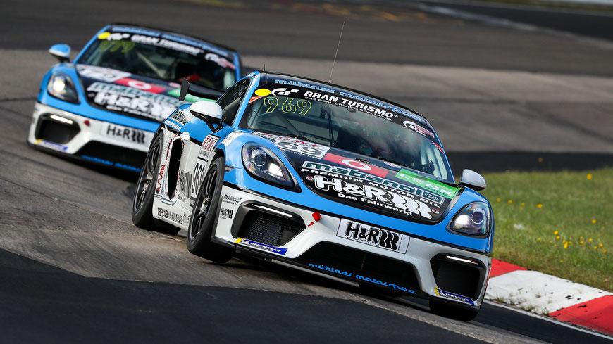 H&R wird weiterhin die Nürburgring Langstrecken-Serie sponsern