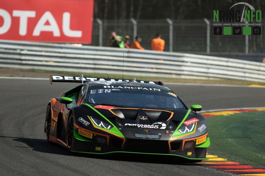 Im letzten Jahr wurden Andrea Caldarelli und Marco Mapelli zusammen Meister im Endurance Cup der GT World Challenge Europe
