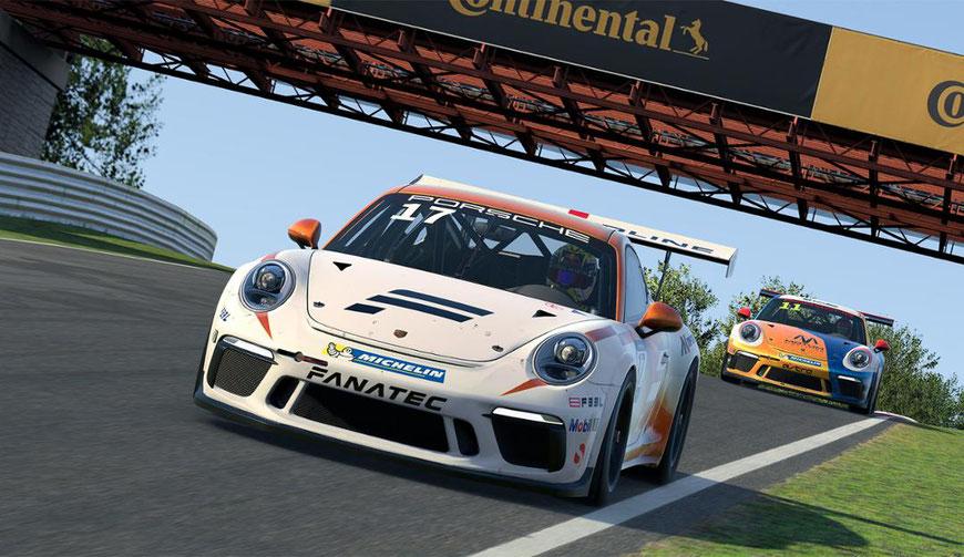 Nach der Qualifikation beginnt im Mai die Saison im Porsche Esports Supercup