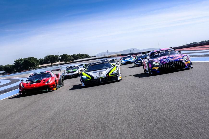 Weiter gewachsen: Die GT World Challenge Europe erlebt weitere Blütezeiten