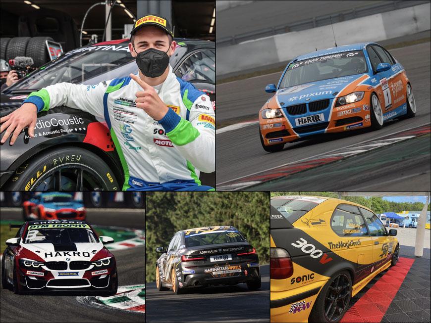 Bilder: SRO, Max Bermel, DTM Trophy