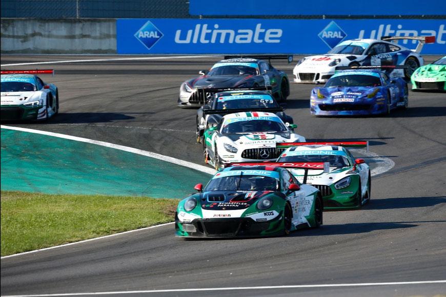 GTC Race ist ab 2021 die Hauptserie im ADAC Racing Weekend