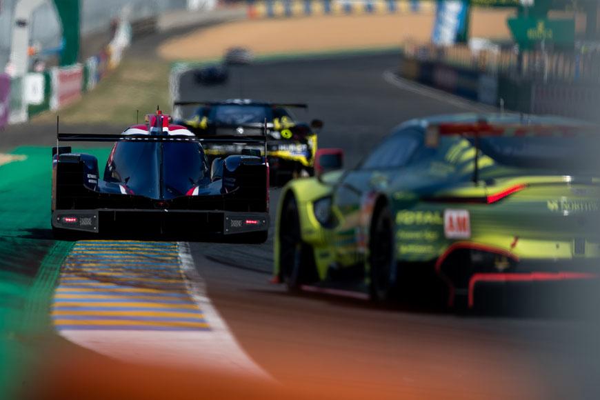 Bild: FIA WEC Media