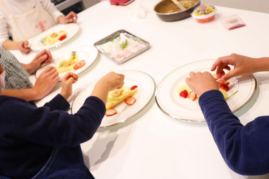 新宿区 にある 子供 親子 料理教室 エムズレッスン