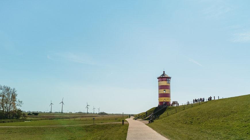 Pilsumer Leuchtturm, Pilsum, Ostfriesland, Architektur, Leuchtturm, Leuchttürme, Türme