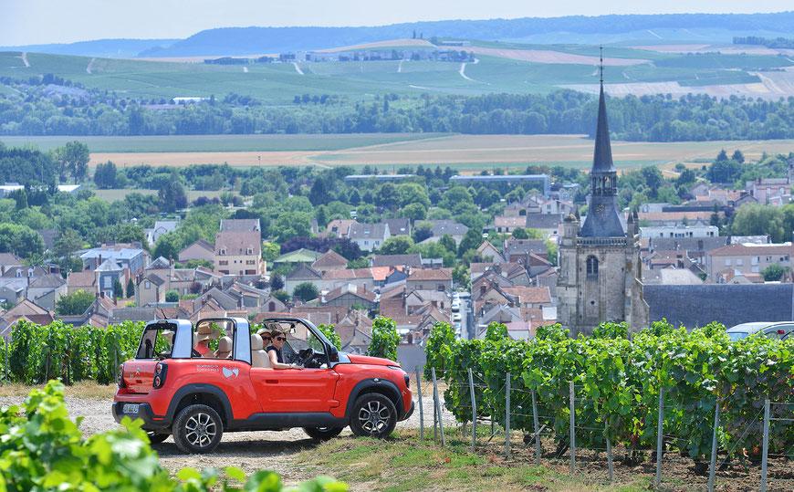 Tourisme Aÿ Champagne Expérience Visite guidée Oenotourisme Découverte Loisirs