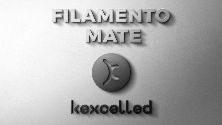 Filamento 3D Kexcelled PLA Mate