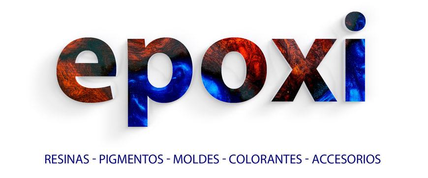 epoxi resinas, pigmentos, moldes, colorantes, accesorios, etc