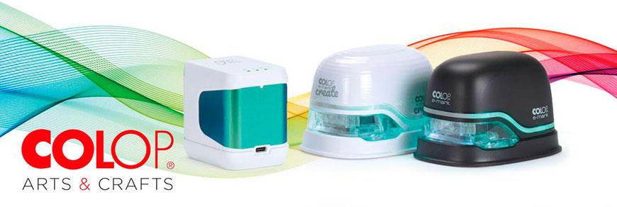 Impresora móvil COLOP e-mark Create