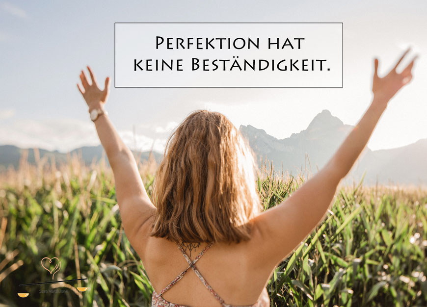 Ganzheitliche Psychosoziale Beratung Sara Vercellone - Blog Perfektes Leben