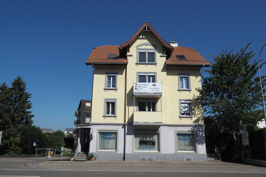 Praxis mittigstark an der Romanshornerstrasse 16 9300 Wittenbach