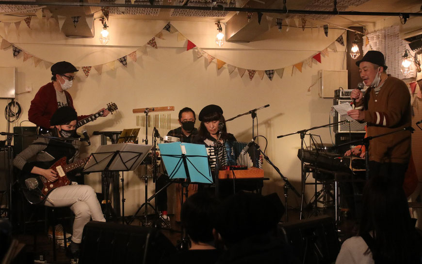 POPS Parade vol.29 / 2020.11.29 @mona records