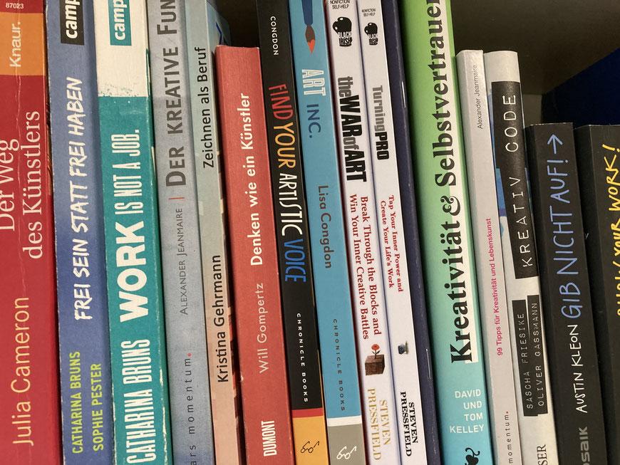 Bücher für Kreative