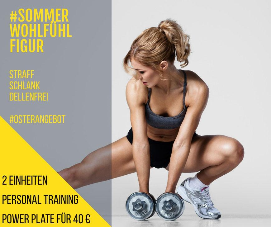Osterangebote Power Plate Kryolipolyse Christina Friess Stuttgart Personal Training Personal Trainer