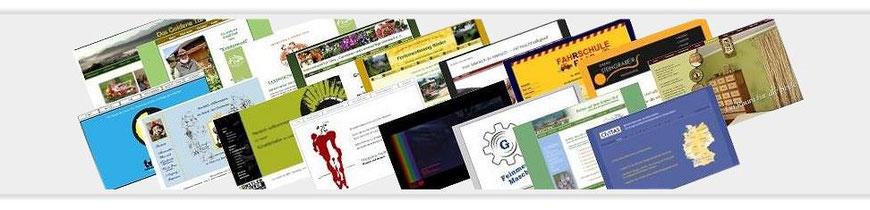 Webdesign Weidl - vielseitig und individuell