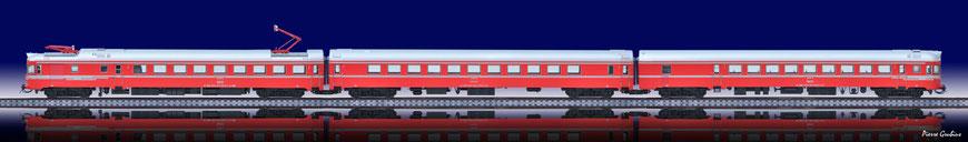 Automotor eléctrico 432 RENFE