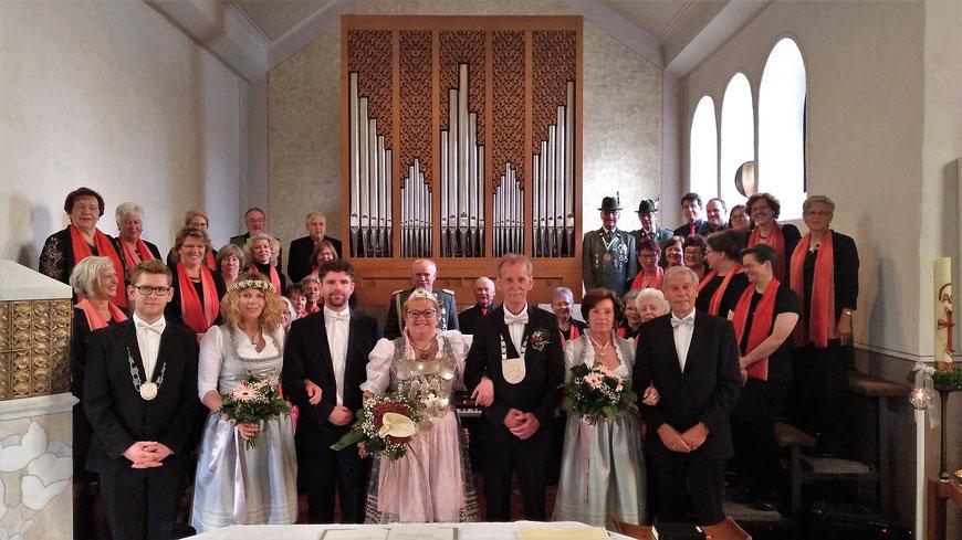 Kirmes 2019 Messe Gottesdienst