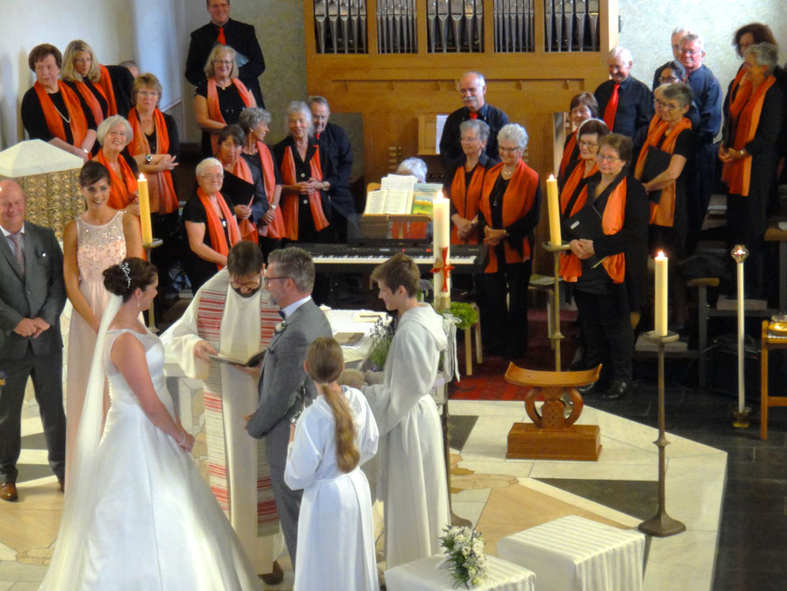 Hochzeit Jenni und Holger Campo