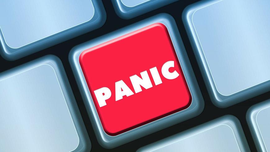 Panik-Button