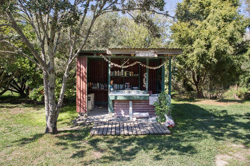 Viele der privat betriebenen Campingplätze sind mit Hingabe und Liebe zum Detail gestaltet.