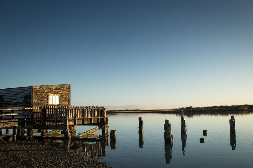 Die Okarito Lagoon ist neben dem Paparoa Nationalpark einer meiner Lieblingsplätze an der Westküste.