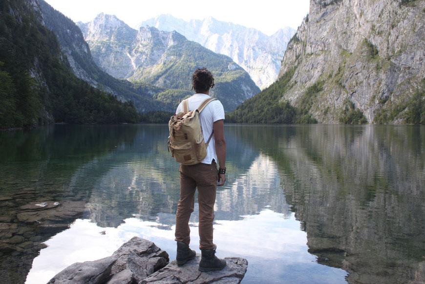 Obersee, Nationalpark Berchtesgaden (c) Salomé Weber