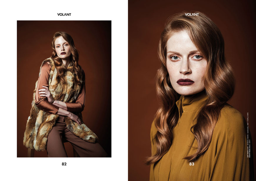 Fashion editorial by Monica Monimix Antonelli on Volant Magazine