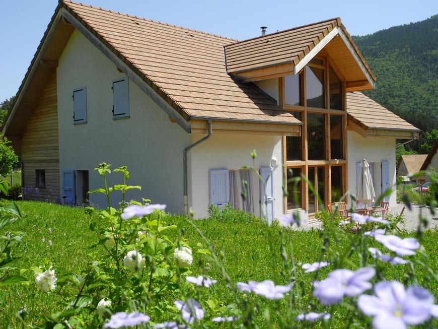 Construction d'une maison bioclimatique à Chichiliane