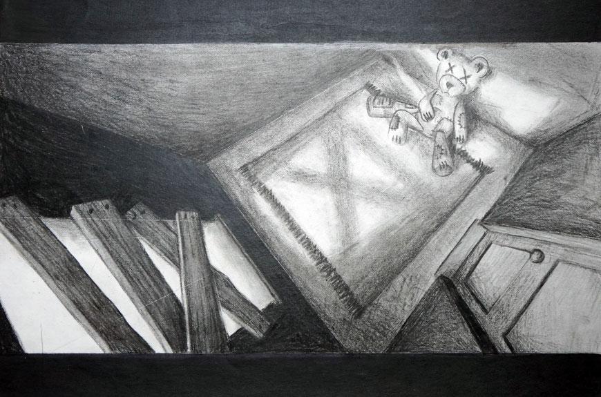 Zeichnung - Bleistift A4