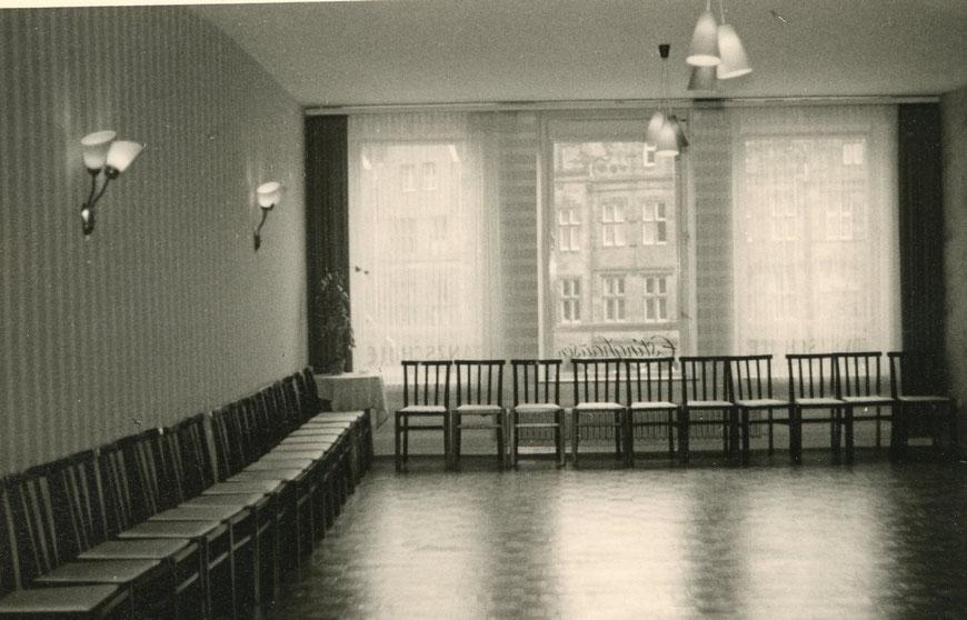 Tanzsaal Prinzipalmarkt 43