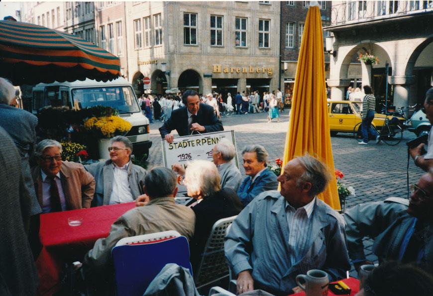Treffen der Flakhelfer 1988