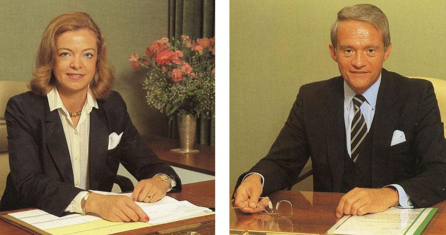 Ellen und Ernesto Schmelter