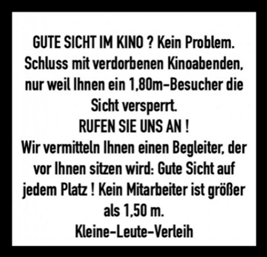 Programmkino Kurbelkiste Münster - Hohl-Spiegel 5/1966