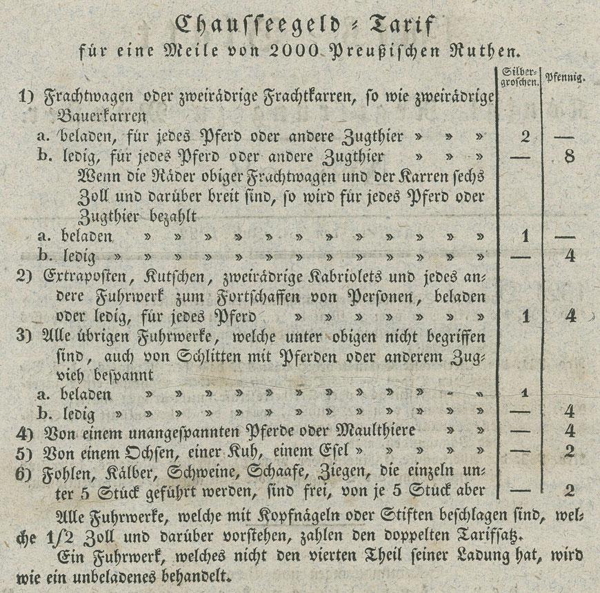 Amtsblatt der Königlichen Regierung zu Münster 1822