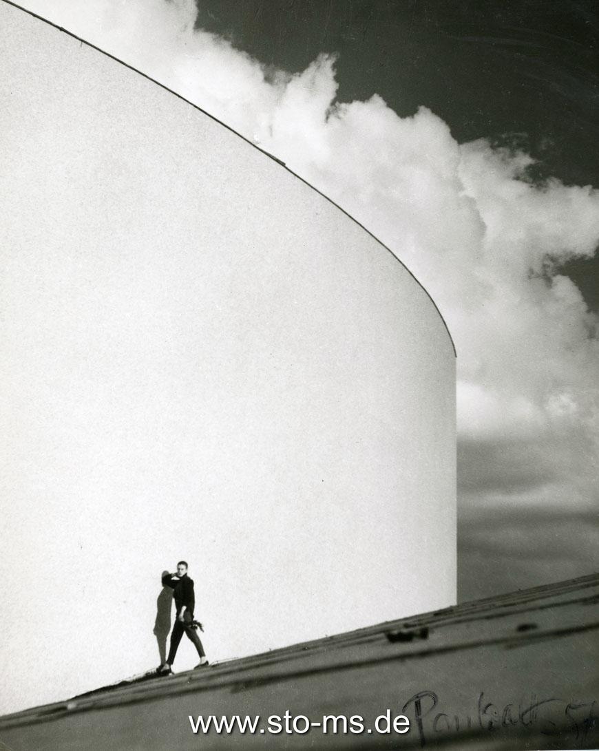 Auf dem Dach der Welt - Auf dem Dach des Stadttheaters mit Hilke Duis