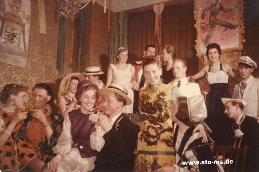 Pure Lebensfreude - Am Drubbel um 1950-1952
