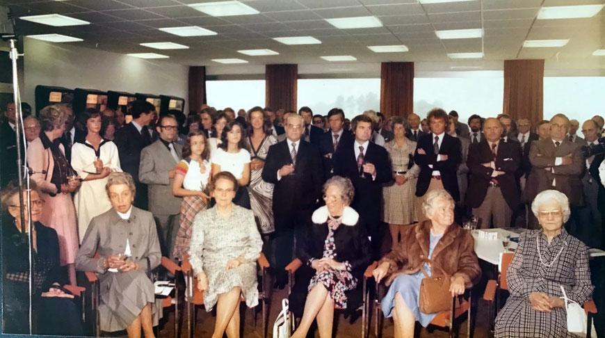 von links: Frau Beitelhoff, Frau Scheiwe , Frau Claas , Frau Schmelter, Frau Wemhoff , Frau Möllers