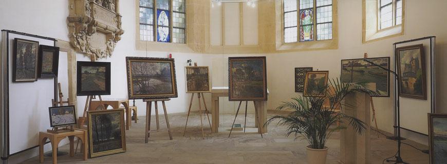 Ausstellung in der Alten Kirche von Welbergen im Jahre 2016