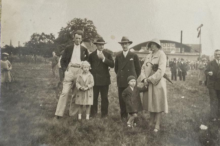 Großflugtag  - Loddenheide 1930