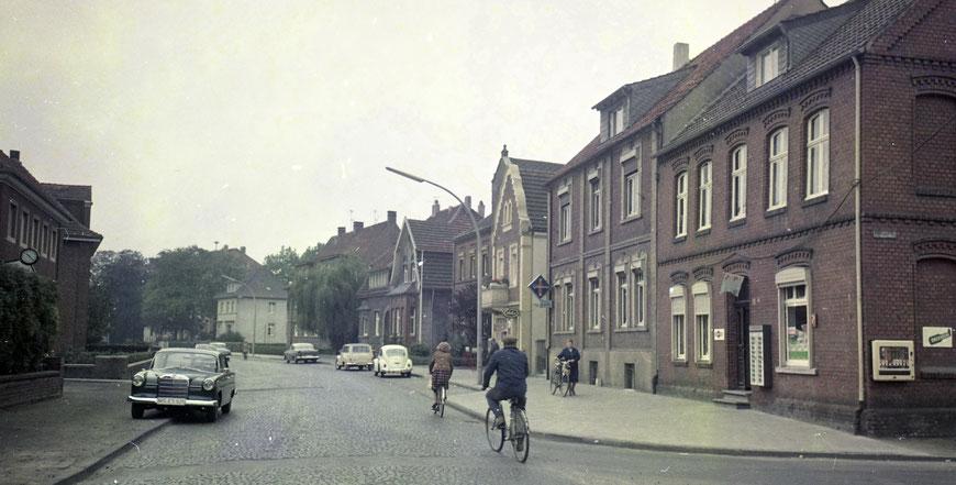 Wolbeck Gasthof Heckmann - Kreuzung Am Steintor / Hiltruper Straße
