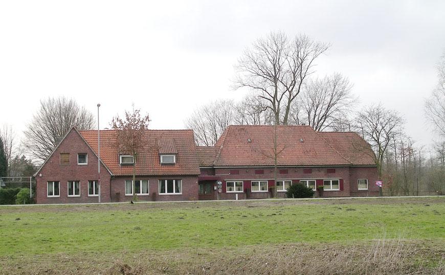 Die Gaststätte Jülkenbeck um 2000