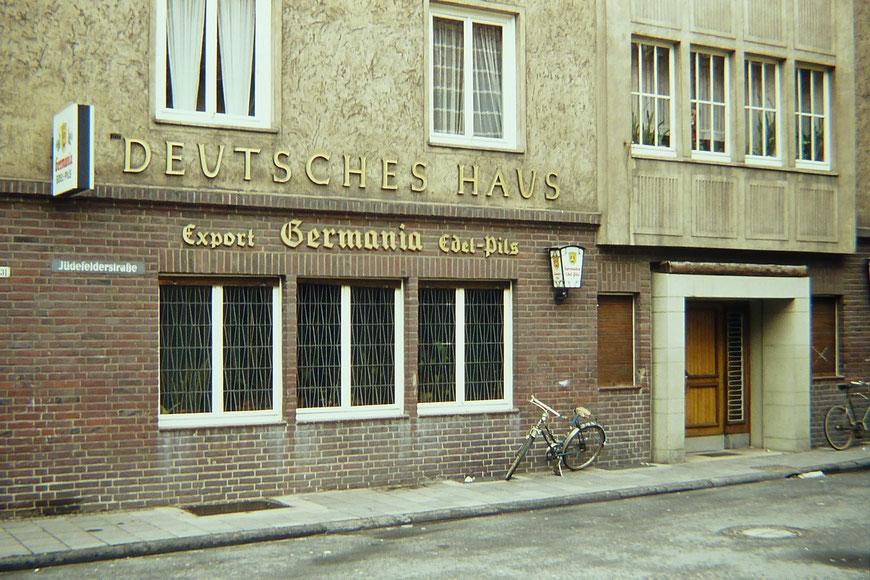 Deutsches Haus Jüdefelderstraße