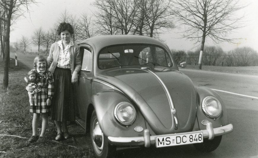 Der Stolz einer jeden Familie: Das erste Auto