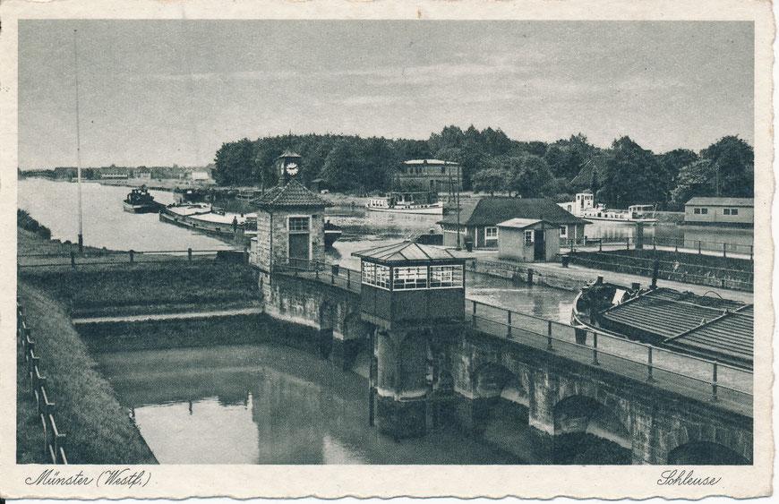 Schleuse 1940