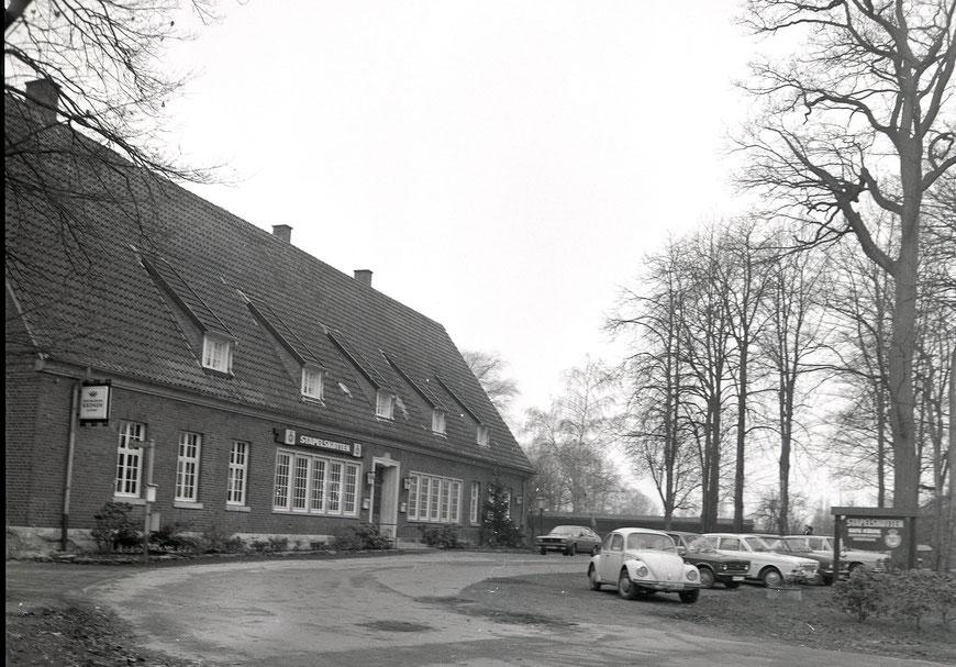 Stapelskotten Wolbecker Straße