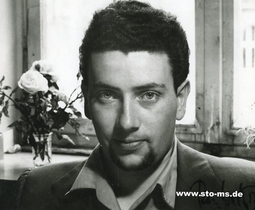 Victor Schamoni - Fotograf und Kameramann - Ältester Bruder der Filmemacher Peter, Thomas und Ulrich Schamoni