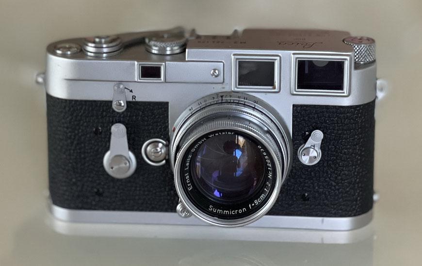 Leica M3 1953
