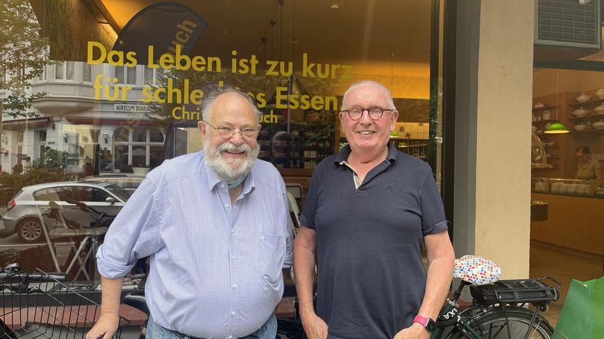 Christoph und Henning