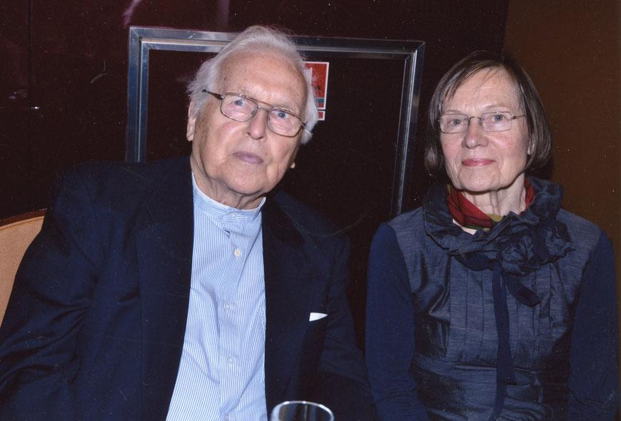 Mit Mechthild Beyer