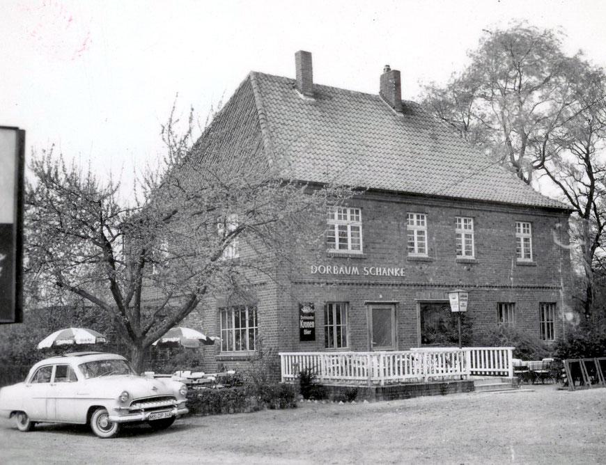 Die Dorbaum-Schänke in Handorf